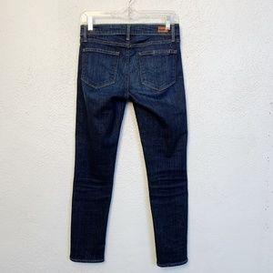 PAIGE Jeans - PAIGE Skyline Ankle Peg in Dixie